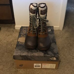 North Face Shellista 2 Snow Boots
